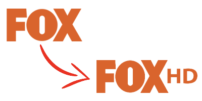Zmiana FOX na FOX HD