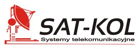 Sat-Kol - Najlepszy dostawca internetu i telewizji w Twoim mieście!